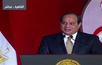 الرئيس السيسي: جار إنشاء شبكة متقدمة لنقل الكهرباء بتكلفة 70 مليار جنيه