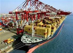 26 سفينة حاويات وبضائع عامة إجمالى التداول بموانئ غرب وشرق بورسعيد