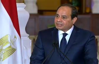 الصفحة الرسمية للرئيس السيسي تنشر نشاطه خلال أسبوع | فيديو