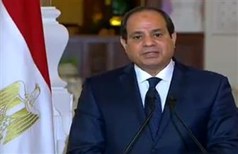 الرئيس السيسي: طرحنا إشراك البنك الدولي لتجاوز التأخير.. ولا نريد تصرفا أحادي الجانب بملء سد النهضة