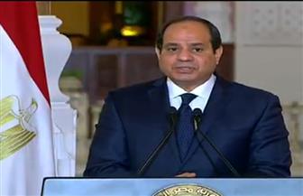 الرئيس السيسى: مصر ليس لديها مشكلة في تنمية دول حوض النيل شرط عدم الإضرار بمصالحها