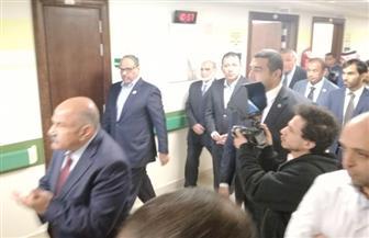 """سفير الإمارات يوزع 50 """"إيباد"""" على مرضى مستشفى الأورمان بالأقصر"""