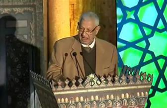 مكرم محمد أحمد: الأزهر الشريف صاغ من مؤتمر نصرة القدس قلادة شرف لمصر