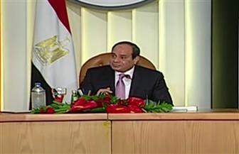 الرئيس السيسي: أزمة الكهرباء لا وجود لها حاليا