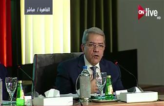 عمرو الجارحي: كان لدينا عجز عام  2013 – 2014  بنسبة تزيد عن 16 %