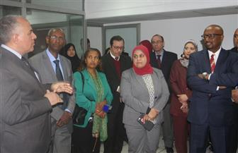 وزير الري في وداع رئيس الوزراء الإثيوبي.. والوزارة تعلن عن تفاهمات ثنائية | صور