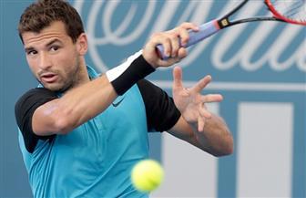 ديميتروف يقصي روبليف ويتقدم في أستراليا المفتوحة