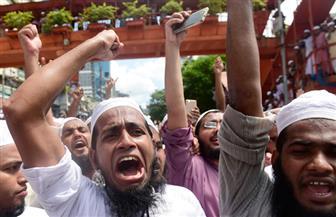 الروهينجا يحتجون على برنامج العودة من بنجلادش إلى بورما