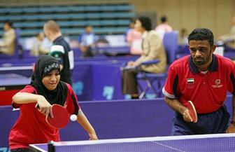 مصر تشارك بـ62 لاعبا ولاعبة فى تنس الطاولة بأوليمبياد أبو ظبي