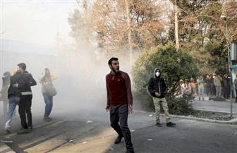 """مقتل شرطي وإصابة ثلاثة آخرين خلال احتجاج في """"أصفهان"""" وسط إيران"""