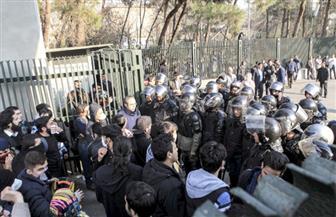 نائب محافظة طهران: اعتقال 100 متظاهر خلال احتجاجات الأمس