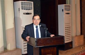 وزير البترول يشهد تخريج 41 جيولوجيا من أوائل كليات العلوم بالجامعات