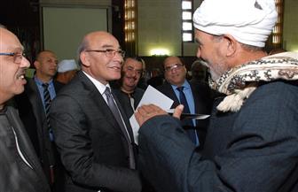 وزير الزراعة: القيادة السياسية مهتمة بتطوير محصول القطن من خلال دعم المزارعين | صور