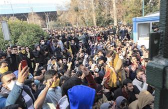 سقوط قتيل خلال تظاهرات احتجاجية على زيادة أسعار الوقود بإيران