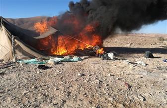 المتحدث العسكري: مقتل تكفيري وتدمير عربتي دفع رباعي بوسط سيناء
