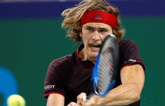 كلمات فيدرر تضع زفيريف على الطريق الصحيح في عالم التنس