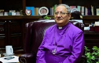 مطران الأسقفية يهنئ الرئيس السيسي بحلول شهر رمضان