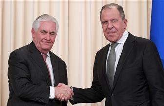 الخارجية الروسية: لافروف وتيلرسون بحثا هاتفيا الوضع في سوريا