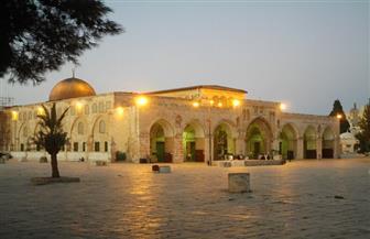 الرئيس الفلسطيني يحذر من مخططات إسرائيلية لتقسيم المسجد الأقصى