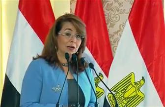 غادة والي: 650 ألف سيدة استخرجوا بطاقة الرقم القومي للحصول على معاش تكافل وكرامة