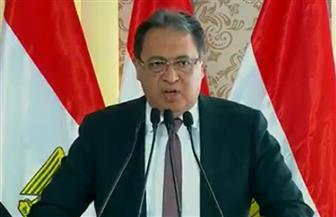 وزير الصحة: 8 معامل أسنان بمستشفى بنى سويف الجديد