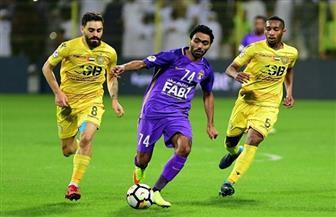 حسين الشحات أساسيا في مواجهة العين والشارقة بالدوري الإماراتي