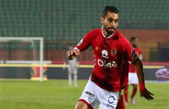 الأهلي يسابق الزمن لتجهيز عمرو السولية قبل مواجهة حوريا كوناكري
