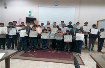 انطلاق اليوم الأول لفعاليات جامعة الطفل بجامعة عين شمس| صور
