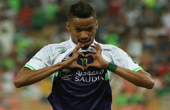 نجم الأهلي السعودي يوجه رسالة لعبد الشافي بعد إحرازه هدفين