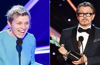 جاري أولدمان وفرانسيس مكدورماند يفوزان بجائزة نقابة ممثلي الشاشة الأمريكية