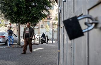إضراب شامل بفلسطين احتجاجا على زيارة نائب الرئيس الأمريكي للمنطقة