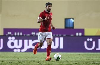 أيمن أشرف: الأهلي قادر على حسم لقب الدوري