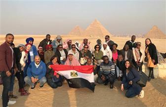26 دولة إفريقية تشارك في البرنامج التدريبي لوزارة السياحة