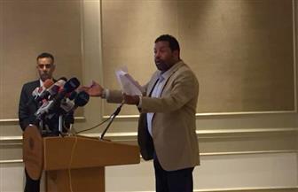 رجب حميدة يستقيل من حزب سامي عنان ويعلن تأييده للرئيس السيسي