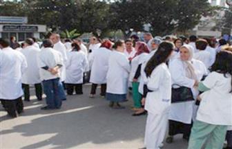 مئات الأطباء في الجزائر يشاركون في اعتصام احتجاجا على ظروف عملهم