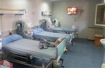 إضراب مرضى الكلى عن الغسل احتجاجا لعدم وجود كبسولات علاجية | صور