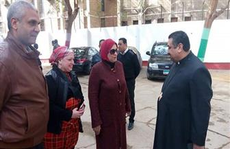 افتتاح تطوير شارع عمرو بن العاص بمصر القديمة | صور