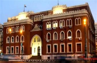 جامعة الإسكندرية تستقبل فريق مشروع المراكز الجامعية للتطوير المهني