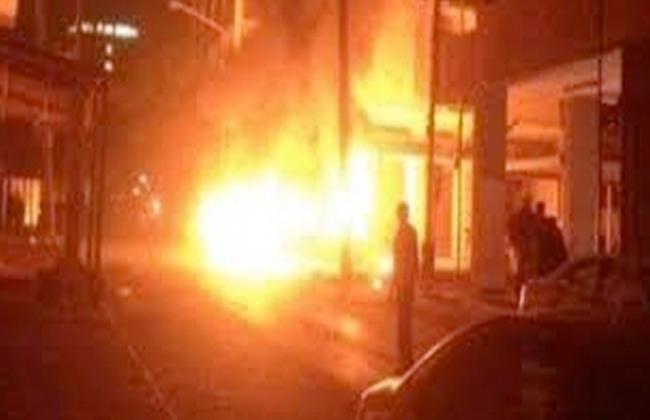 مقتل شخصين في تفجير انتحاري في شرق ليبيا -