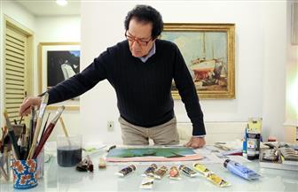 فاروق حسني يستعد لإطلالة فنية جديدة من جاليري بيكاسو