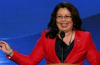 """أمريكية ستصبح """"أول امرأة تلد"""" وهي عضوة بمجلس الشيوخ"""