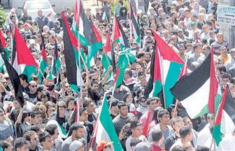 تظاهرات في قطاع غزة احتجاجا على تدهور الأوضاع الاقتصادية