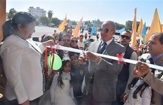 محافظ البحر الأحمر يفتتح مدرسة مصطفى كامل بالغردقة بعد تطويرها | صور