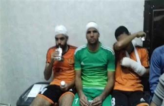 بحث التصالح بين ناديي المنصورة ونبروه بعد صدور أحكام بحبس 6 لاعبين في مشاجرة