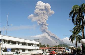 المعهد الفلبيني للبراكين يسجل 5 زلازل ناجمة عن بركان مايون