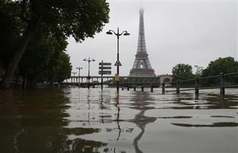 فيضان نهر السين يحرم الفرنسيين من دخول متحف اللوفر ويغلق جناح الفن الإسلامي