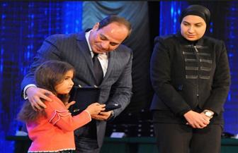 """بالأسماء.. الرئيس يكرم شهداء """"الشرطة"""" خلال الاحتفال بعيدها الـ66"""