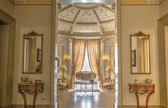 تعرف على مقر إقامة سفير مصر بأمريكا ومقتنيات المتحف الأثرى بمنزله | صور