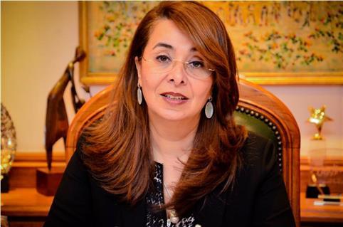 غادة والى: مشروع قانون التأمينات والمعاشات الجديد لا يحرم الابنة من معاش والديها -