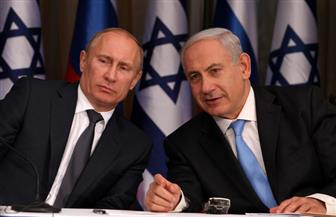 بوتين ونتنياهو يناقشان هاتفيا الوضع في سوريا